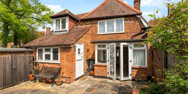 Offers in excess of £450,000, 2 Bedroom Detached House For Sale in Buckinghamshire, HP27