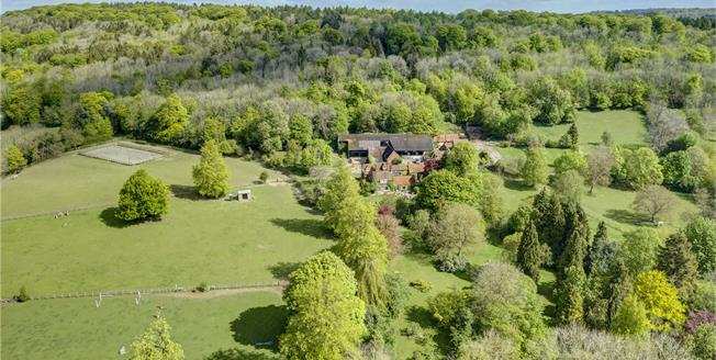 Offers in the region of £1,850,000, 5 Bedroom Detached House For Sale in Buckinghamshire, HP27
