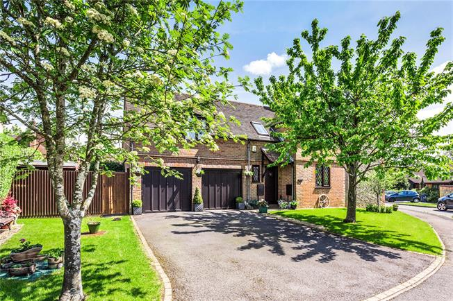 Offers in excess of £699,950, 4 Bedroom Detached House For Sale in High Wycombe, Buckinghams, HP14