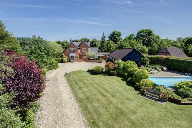 Offers in excess of £1,100,000, 4 Bedroom Detached House For Sale in Princes Risborough, Bucki, HP27