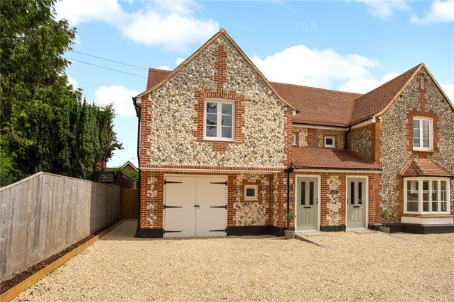 Guide Price £699,950, 4 Bedroom Semi Detached House For Sale in Prestwood, HP16