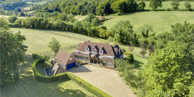 Offers in excess of £1,499,995, 5 Bedroom Detached House For Sale in Speen, HP27