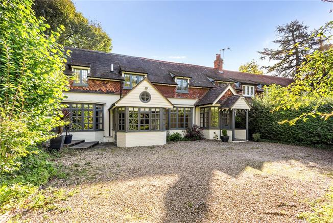 Offers in excess of £699,950, 4 Bedroom Semi Detached House For Sale in Buckinghamshire, HP16