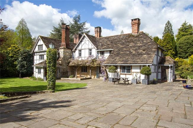 Guide Price £1,950,000, 5 Bedroom Detached House For Sale in Bolney, RH17