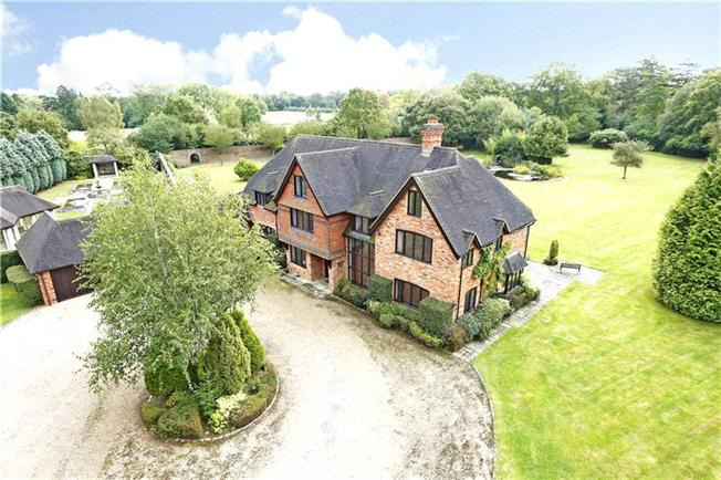 Guide Price £4,250,000, 7 Bedroom Detached House For Sale in Fulmer, SL3