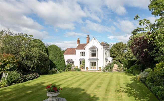 Offers in excess of £1,000,000, 6 Bedroom Detached House For Sale in Norton, WR11