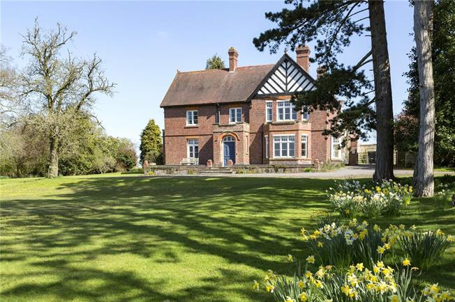 Guide Price £1,200,000, 6 Bedroom Semi Detached House For Sale in Warwickshire, CV35