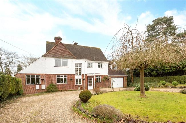 Offers in excess of £1,100,000, 4 Bedroom Detached House For Sale in Oxford, OX2