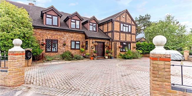 Guide Price £1,150,000, 6 Bedroom Detached House For Sale in Abingdon, OX14