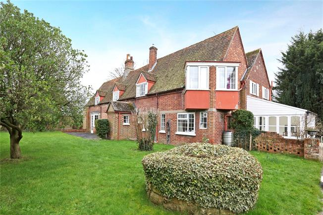 Guide Price £1,299,000, 7 Bedroom Detached House For Sale in Appleford, OX14