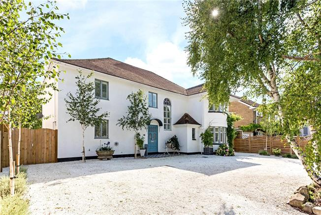 Offers in excess of £1,650,000, 5 Bedroom Detached House For Sale in Oxford, OX2
