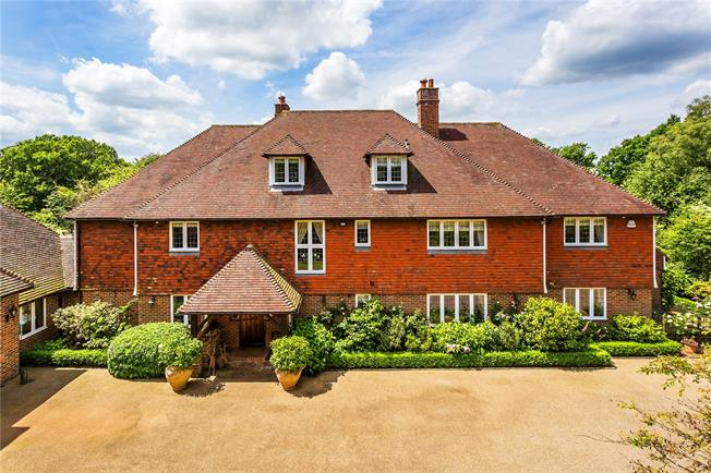 Offers in excess of £2,475,000, 8 Bedroom Detached House For Sale in Wadhurst, TN5