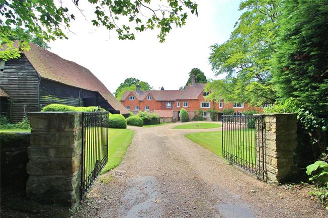 Guide Price £1,750,000, 12 Bedroom Detached House For Sale in Five Ashes, TN20