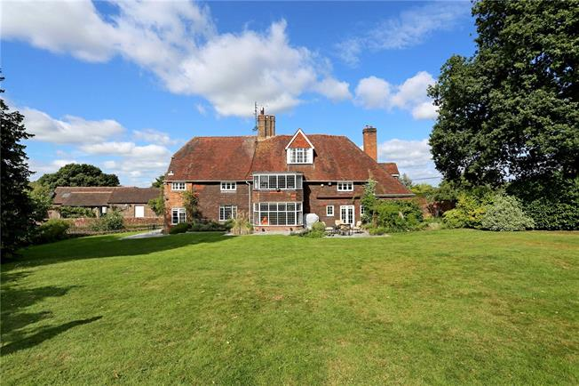 Guide Price £2,450,000, 5 Bedroom Land For Sale in Hassocks, West Sussex, BN6