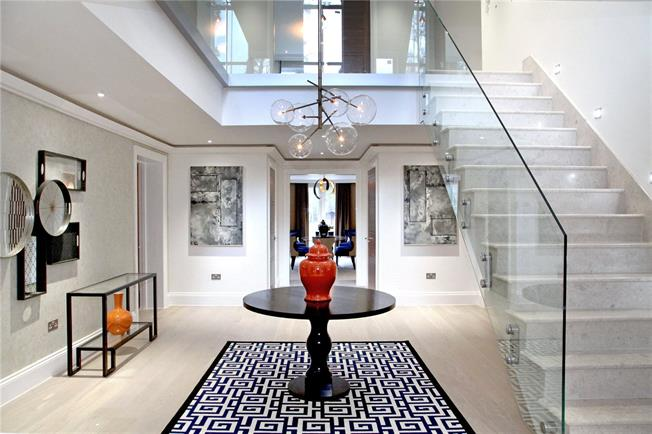 Offers in excess of £3,000,000, 6 Bedroom Detached House For Sale in Ascot, SL5