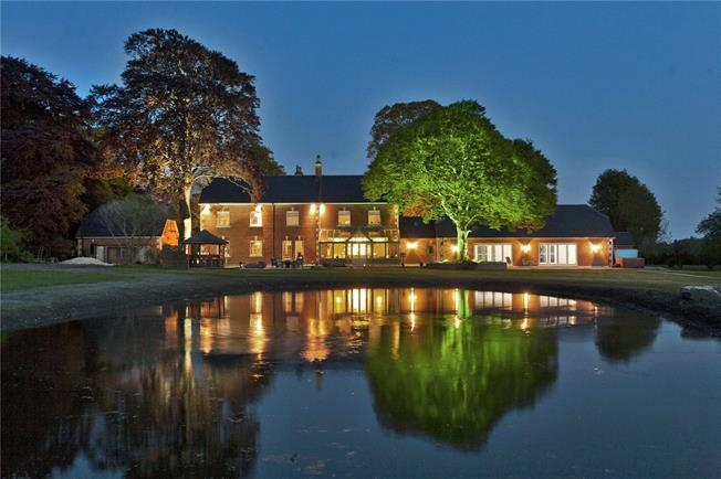 Offers in excess of £2,000,000, 6 Bedroom Detached House For Sale in Wiltshire, SN4