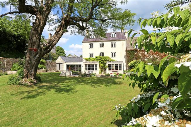 Asking Price £1,495,000, 6 Bedroom Semi Detached House For Sale in Painswick, GL6