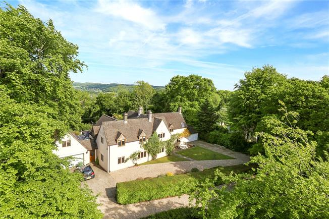 Asking Price £950,000, 6 Bedroom Detached House For Sale in Dursley, GL11