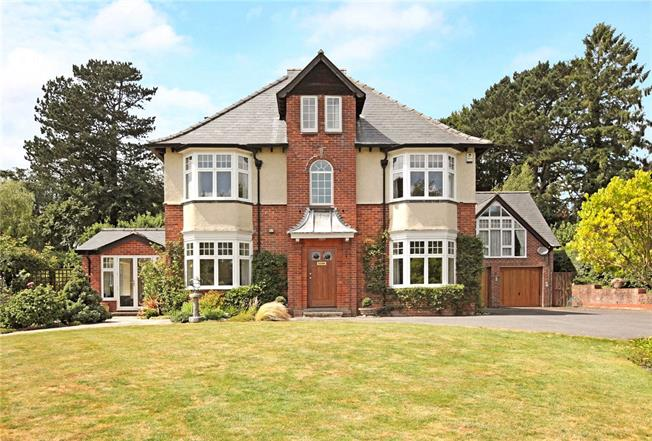 Guide Price £1,600,000, 6 Bedroom Detached House For Sale in Marlborough, SN8
