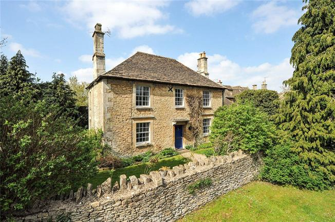 Guide Price £950,000, 5 Bedroom Detached House For Sale in Corsham, SN13
