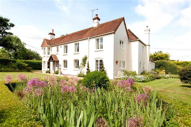 Asking Price £1,495,000, 5 Bedroom Detached House For Sale in Bradfield Southend, RG7