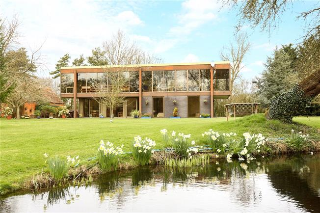 Offers in excess of £1,250,000, 4 Bedroom Detached House For Sale in Wotton Underwood, HP18