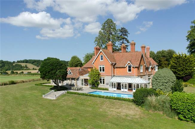 Offers in excess of £1,950,000, 6 Bedroom Detached House For Sale in Thurlbear, TA3