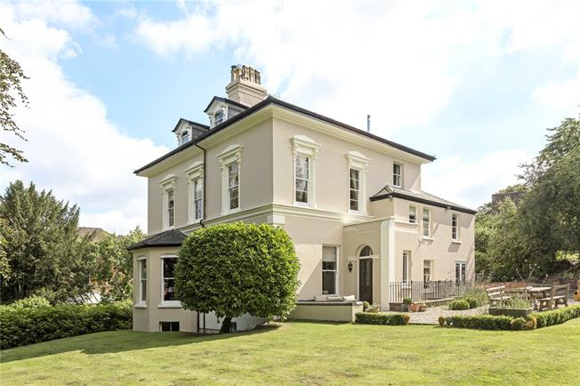 Guide Price £1,800,000, 7 Bedroom Detached House For Sale in Battledown, GL52