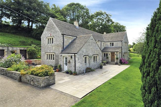 Offers in excess of £1,250,000, 4 Bedroom Detached House For Sale in Lower North Wraxall, SN14