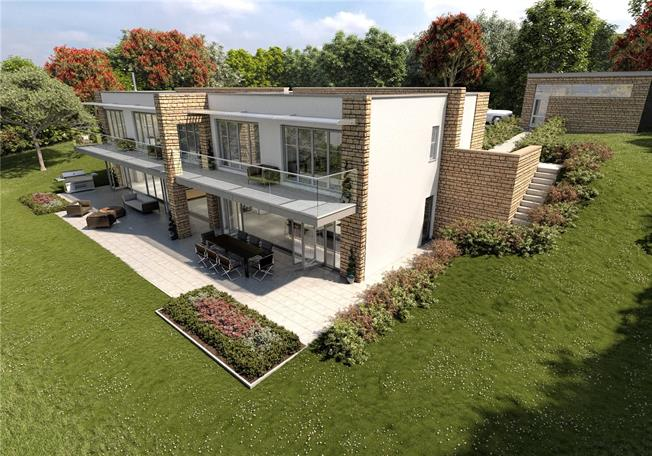 Guide Price £2,200,000, 4 Bedroom Detached House For Sale in Clapton in Gordano, BS20