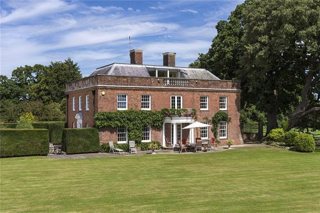 Guide Price £2,800,000, 5 Bedroom Detached House For Sale in West Sussex, BN44