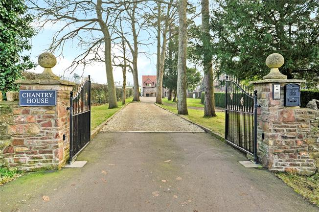 Guide Price £1,150,000, 5 Bedroom Detached House For Sale in Lower Failand, BS8