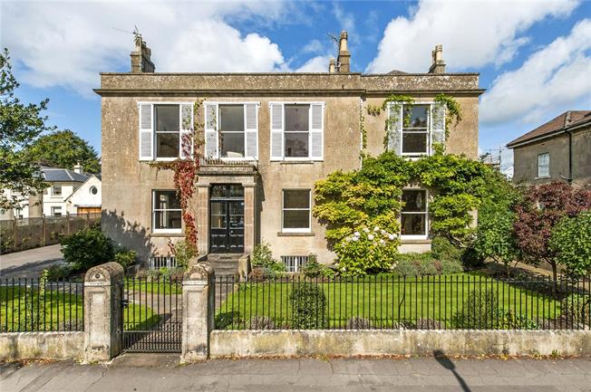 Guide Price £2,000,000, 6 Bedroom Detached House For Sale in Combe Down, BA2