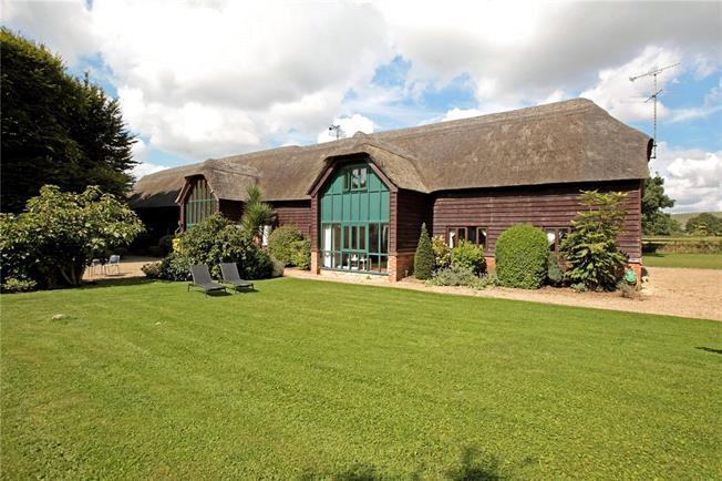 Guide Price £1,700,000, 7 Bedroom House For Sale in Stanton St. Bernard, SN8