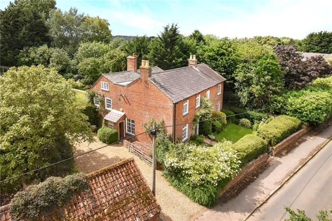 Offers in excess of £1,000,000, 6 Bedroom Detached House For Sale in Poulshot, SN10