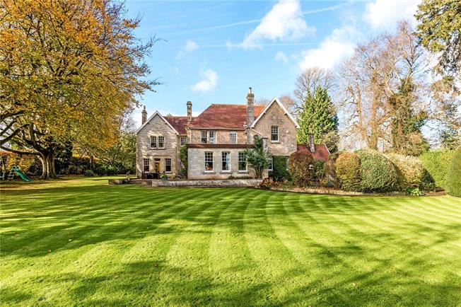 Guide Price £1,300,000, 6 Bedroom Detached House For Sale in Midsomer Norton, BA3