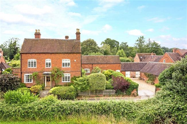 Guide Price £1,700,000, 5 Bedroom Detached House For Sale in Ashow, CV8