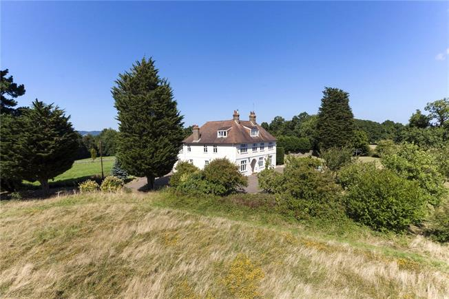Guide Price £1,900,000, 7 Bedroom Detached House For Sale in Warnham, RH12