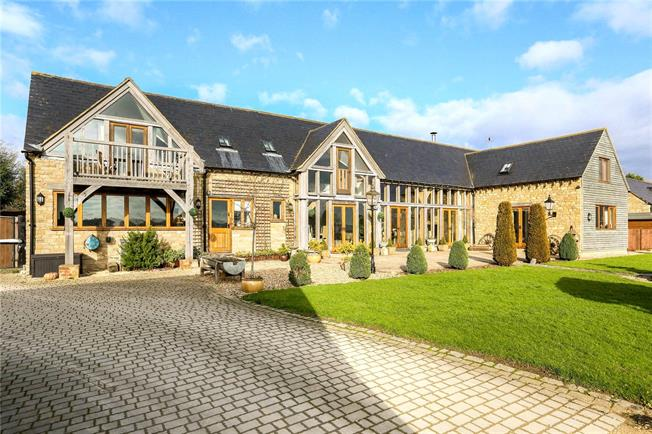 Guide Price £1,200,000, 5 Bedroom Detached House For Sale in Brinkworth, SN15