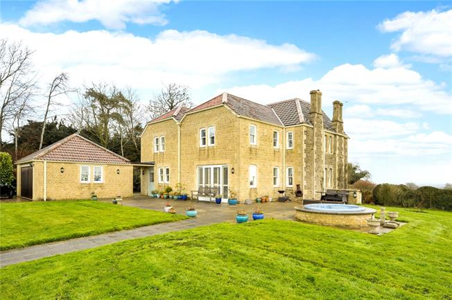 Guide Price £1,250,000, 6 Bedroom Garage For Sale in Hinton Charterhouse, BA2