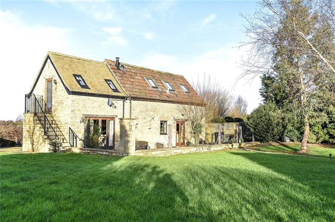 Guide Price £1,350,000, 3 Bedroom House For Sale in Malmesbury, Wiltshire, SN16