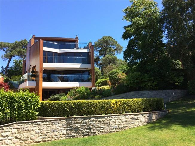 Guide Price £2,650,000, 4 Bedroom Detached House For Sale in Poole, BH13