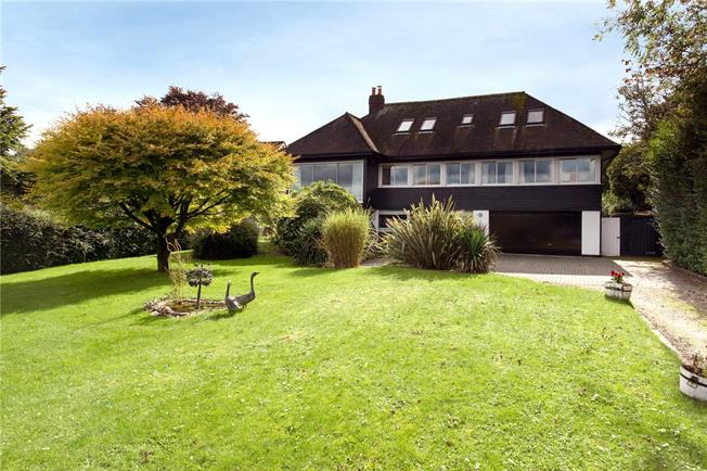 Offers in excess of £1,250,000, 6 Bedroom Detached House For Sale in Compton, SO21