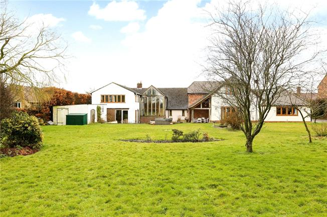 Offers in excess of £1,000,000, 7 Bedroom Detached House For Sale in Broad Hinton, SN4