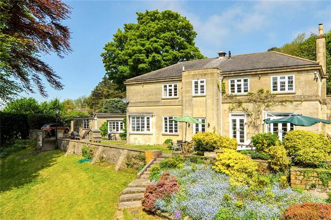 Offers in excess of £1,250,000, 4 Bedroom Detached House For Sale in Bath, BA2