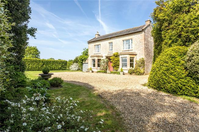 Guide Price £1,150,000, 5 Bedroom Detached House For Sale in Calne, Wiltshire, SN11
