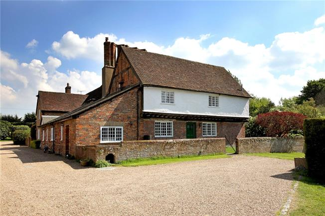 Guide Price £3,800,000, 6 Bedroom Detached House For Sale in Tring, HP23