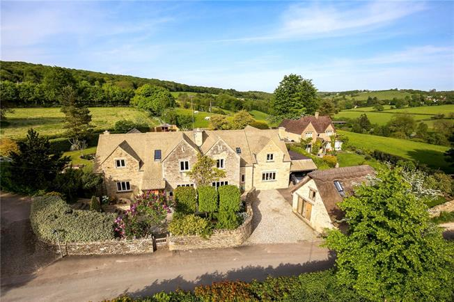 Asking Price £1,350,000, 5 Bedroom Detached House For Sale in Gloucestershire, GL6