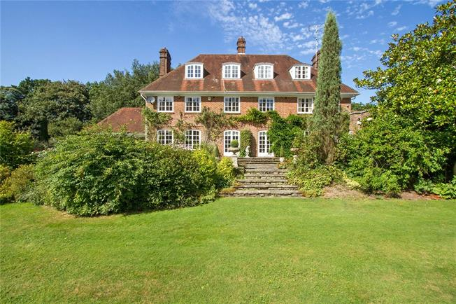 Guide Price £2,950,000, 8 Bedroom Detached House For Sale in Haslemere, GU27