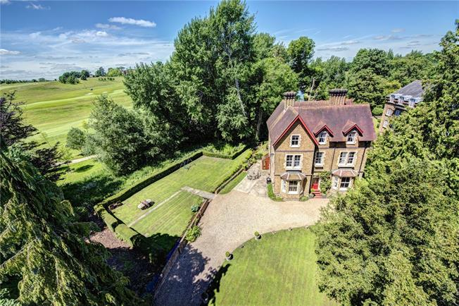 Price on Application, 6 Bedroom Detached House For Sale in Hertfordshire, WD17